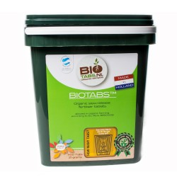 Biotabs tabletas 400uds