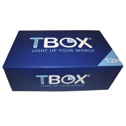 Tempo Box 12 salidas +...